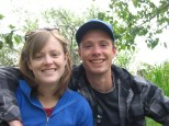 Amanda and Phil