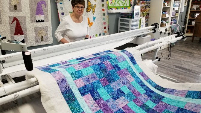 What does it take to be a favourite quilt shop? (from 2011)
